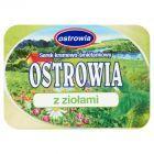 Ostrowia z ziołami Serek kremowo śmietankowy 120 g