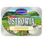 Ostrowia jogurtowa Serek kremowo śmietankowy 120 g