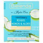 Bielenda Hydra Care Nawilżający krem kokos & aloes na dzień noc cera odwodniona i sucha 50 ml