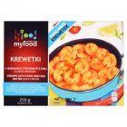 MyFood Krewetki z masełkiem cytrynowym z chili 250 g
