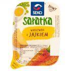 Seko Sałatka warzywna z jajkiem 150 g