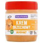 NaturAvena Krem orzechowy miodowy 340 g