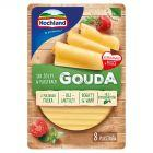 Hochland Gouda Ser żółty w plastrach 135 g (8 plastrów)