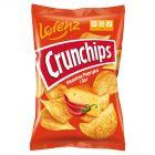 Crunchips Chipsy ziemniaczane o smaku pikantna papryka i ser 140 g