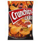 Crunchips zŻaru Chipsy ziemniaczane o smaku żeberek z grilla 140 g