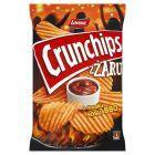 Crunchips zŻaru Chipsy ziemniaczane o smaku sosu BBQ 140 g