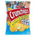 Crunchips X-Cut Chipsy ziemniaczane o smaku ser-cebula 200 g