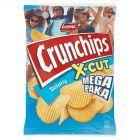 Crunchips X-Cut Chipsy ziemniaczane solone 200 g