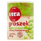 Vera Groszek zielony konserwowy 400 g
