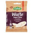 Kupiec Super Slim Wafle ryżowe z czarnuszką 20 g (5 sztuk)