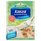 Szczytno Premium Kasza jęczmienna perłowa 400 g (4 saszetki)