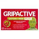 Gripactive Zatoki i nos plus Suplement diety 14 tabletek