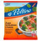 Poltino Zupa brokułowa z kaszą 450 g