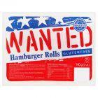 Balviten Bułki hamburgerowe 140 g (2 sztuki)