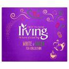 Irving Kolekcja białej i zielonej herbaty 45 g (30 torebek)