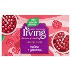 Irving Owocowy Ogród Herbatka owocowa malina z granatem 40 g (20 x 2 g)