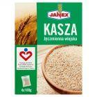 Janex Kasza jęczmienna wiejska 400 g (4 torebki)