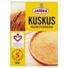 Janex Kuskus kaszka pszeniczna 300 g