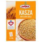 Janex Kasza gryczana biała 400 g (4 torebki)