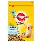 Pedigree Vital Protection Junior Karma 2-15 miesięcy bogaty w kurczaka z ryżem 900 g