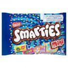 Smarties Mini Mleczna czekolada w chrupiących cukrowych skorupkach 216 g