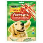 Friskies Funtastix Karma dla psów wyśmienity smak bekonu i sera 175 g