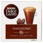 Nescafé Dolce Gusto Chococino Czekolada i mleko w kapsułkach 256 g (8 + 8 sztuk)