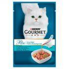 Gourmet Perle Karma dla kotów mini fileciki w smakowitym sosie z tuńczykiem 85 g