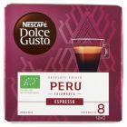 Nescafé Dolce Gusto Peru Cajamarca Espresso Kawa w kapsułkach 84 g (12 x 7 g)