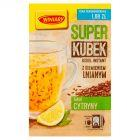 Winiary Super Kubek Kisiel instant smak cytryny z siemieniem lnianym 27 g