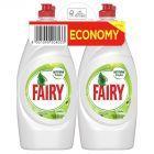 Fairy Jabłko Płyn do mycia naczyń 1.8l