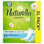 Naturella Light Camomile wkładki higieniczne x52