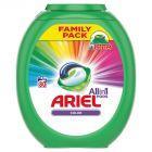 Ariel Color 3 w 1 Kapsułki do prania, 80prań