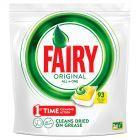Fairy Original All In One Lemon Tabletki do zmywarki 93 sztuki