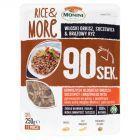 Monini Rice & More Kompozycja włoskiego orkiszu soczewicy i brązowego ryżu 250 g