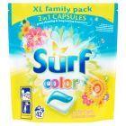 Surf Color Fruity Fiesta & Summer Flowers Kapsułki do prania 1,012 kg (42 sztuki)