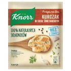 Knorr Do kurczaka w sosie śmietanowo-ziołowym 47 g