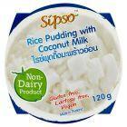 Sipso Pudding ryżowy z mleczkiem kokosowym 120 g