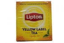 Lipton herbata czarna ekspresowa 100 t.