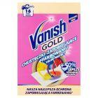 Vanish Gold Color Protect Chusteczki zapobiegające farbowaniu 16 prań (8 sztuk)