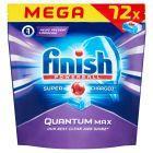 Finish Quantum Max Tabletki do zmywarki 1116 g (72 sztuk)