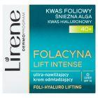 Lirene Folacyna Lift Intense 40+ Ultra-nawilżający krem odmładzający na dzień 50 ml