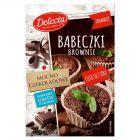 Delecta Babeczki Brownie mocno czekoladowe 360 g