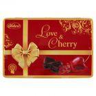 Vobro Love & Cherry Czekoladki nadziewane wiśnią w alkoholu 290 g