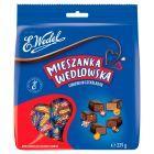 E. Wedel Mieszanka Wedlowska Cukierki w czekoladzie deserowej 229 g