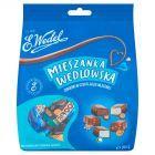 E. Wedel Mieszanka Wedlowska Cukierki w czekoladzie mlecznej 356 g