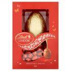 Lindt Lindor Jajo z mlecznej czekolady i jajeczka z mlecznej czekolady z nadzieniem 215 g