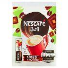 Nescafé 3in1 Choco Hazelnut Rozpuszczalny napój kawowy 160 g (10 saszetek)