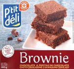 Brownie ciasto czekoladowe z kawałkami czekolady 285g