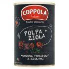 Coppola Krojone pomidory z ziołami 400 g